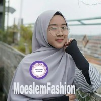 Hijab / Jilbab Fashion Pashmina Sabyan Diamond