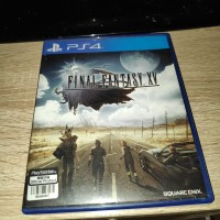 BD second PS4 Final Fantasy XV Reg 3