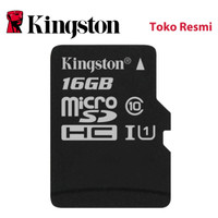Kingston MicroSD Card Canvas Select Class 10 MicroSDHC 16GB