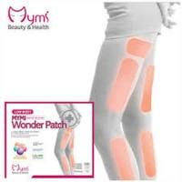koyo pelangsing mymi slimming patch low body waist arm leg paha lengan