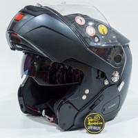 Helm Nolan N90.2 Special 009 - Black Graphite