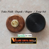 cello stopper coklat