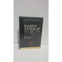 KAMUS BAHASA INGGRIS DAN INDONESIA LENGKAP - HASTA