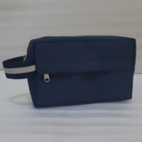 Hand bag/Tas tangan/Clutch Pria Biru Navy