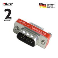 LINDY #70093 VGA Mini Port Saver 15 Way HD Male/Female
