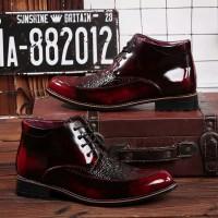 Sepatu Kantor | Sepatu Boots | Sepatu Kulit | Sepatu Pria