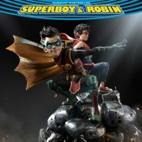 prime 1 super boy and robin bukan hot toys xm studio sideshow