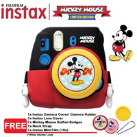 Fujifilm Instax Mini 9 Mickey Mouse - Limited Edition