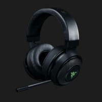 Headset Razer Kraken 7 1 V2 Chroma Surround Sound Gaming