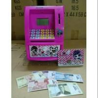 Atm Bank LOL / Mainan Celengan Anak Bahasa Indonesia