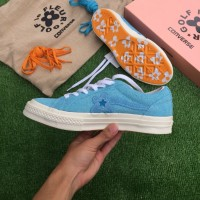 Converse x Golf le Fleur Golf Wang One Star Ox Bachelor Blue Jay