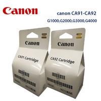 Catridge Canon CA91 Black & CA92 Color 1 Set Original