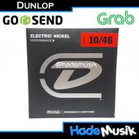 Senar Dunlop Nickel 10-46 Untuk Gitar Elektrik (Original)