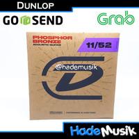 Senar Dunlop Phospor Bronze 11-52 Untuk Gitar Akustik (Original)