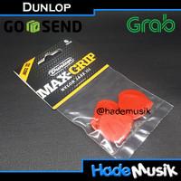 [Pack] Dunlop Pick Max-Grip Nylon Jazz III (6 Pcs)