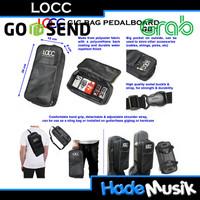 LOCC Gig Bag Pedalboard - GB1 36 x 16 x 9 cm