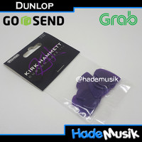 [Pack] Dunlop Pick Kirk Hammett Signature Jazz III (6 Pcs)