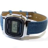 jam tangan casio original wanita La-670WI-2A V95
