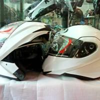 Helm kyt RRX Modular full face
