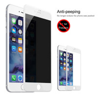 Baseus Anti Spy Tempered Glass 0.23mm for iPhone 7 Plus iPhone 8 Plus