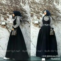 Baju Pakaian Busana Muslim FENDI Setelan Wanita Terbaru Termurah