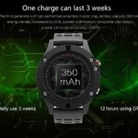 Cognos SmartWatch F5 DT NO.1 GPS Altimeter Barometer Thermometer Bluet