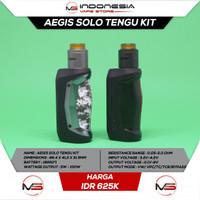 Authentic AEGIS SOLO TENGU KIT MOD 100W by Geek Vape