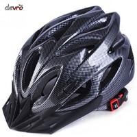 Helm Sepeda Bicycle Road Bike Helmet EPS Foam PVC Shell - EACHGO WT012