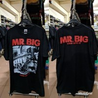 KAOS MUSIK MR BIG BUILT UP