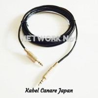Kabel Audio Canare Jack mini 3.5mm Male to Male 15 Meter High Quality