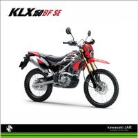 New Kawasaki KLX 150 BF Special Edition [BOGOR] 2019