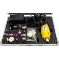 Bor Mini grinder 60 pcs accessories LYK / Mini rotary tool / Mini dril