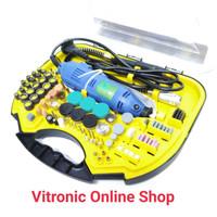 Electric Grinder - Bor Grinder Set Lanyazi 95 Pcs Bor Pcb Ac220v