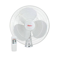 Wall Fan Remote Control COSMOS 16 Inch 16WFCR (Kipas Angin Dinding)