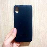 Soft Case Anti Crack Silikon Transparan ORI ADVAN i6c/ s6+