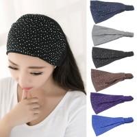 ( New Trend ) Bandana Model Turban Bahan Lembut untuk Wanita
