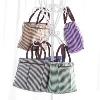( New Trend ) Kantung Tas Makan Siang Portabel dengan Bahan Tebal dan