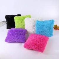 ( New Trend ) Sarung Bantal Sofa Bahan Plush