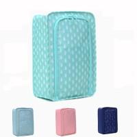 ( New Trend ) Hoyou Tas Sepatu Portable Lipat Portable Ukuran Besar u