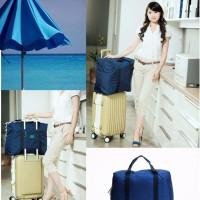 ( New Trend ) Tas Handbag Organizer Pakaian Portable untuk Travel Bis