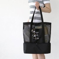 ( New Trend ) Hoyou Insulation Bag Double Layer Picnic Bag Men And Wo