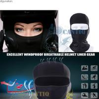 Sarung Helm kepala model full Ninja