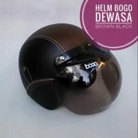 Helm Bogo model Vespa