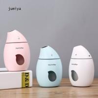 Humidifier Diffuser Aromaterapi Mini Bentuk Mangga Lucu dengan Lampu