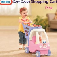 Big Sale!!! Little Tikes Cozy Coupe Shopping Cart Mainan Keranjang