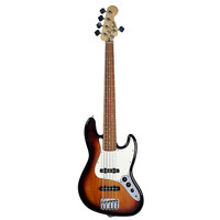 Fender Standard Jazz Bass V 5-String Sunburst SB PF