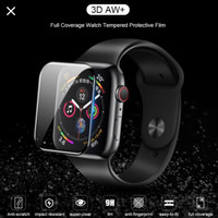 Tempered glass nillkin 3d AW+ Apple watch iwatch 44mm serie 4