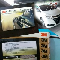 Harga Paket full kaca 3M Black beauty Medium car , Original & Garansi