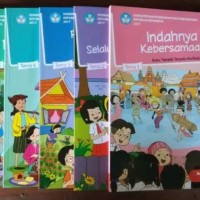 Buku siswa kurikulum 2013 kelas 4 tema 1,2,3,4,5 (1set)