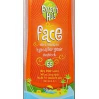 Grosir Beach Hut Face SPF 65 / Sun Block Muka Wajah Anak Dewasa 75ml